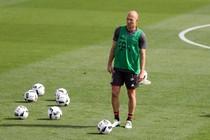 Wordt Arjen Robben voor het vijfde jaar op rij landskampioen? © REUTERS