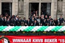 Titelverdediger Feyenoord loot ADO © Roel Dijkstra