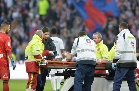De coach is de belangrijkste factor bij blessures in het voetbal. © Hollandse Hoogte