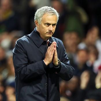 José Mourinho © Hollandse Hoogte