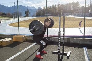 Sven Kramer ziet af op het trainingskamp in Collalbo. De World Cup in Inzell laat hij dit weekeinde schieten. , ,Ik richt mij di