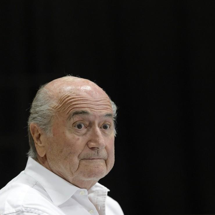 Sepp Blatter © EPA