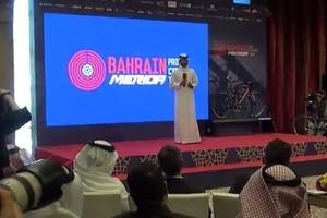 De prins spreekt de aanwezigen toe. © Screenshot